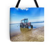 In to the Ocean Tote Bag