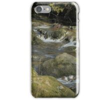 RUNNING WATER iPhone Case/Skin
