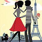 Paris mon amour by Elisandra