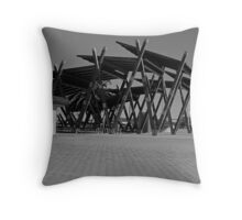 Picnic in Style Throw Pillow