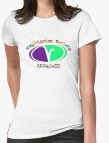Vagitarian Society: Approved T-Shirt
