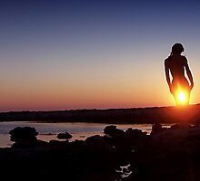 My Sunset by Murat A CICEK