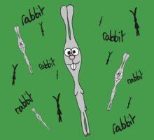 Rabbit Rabbit Rabbit by Richard Yeomans