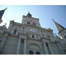 St. Louis Cathedral - New Orleans, LA Photographic Print