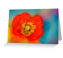 Colour of Life XLI Greeting Card