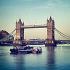 Tower Bridge, London. by fineartphoto1