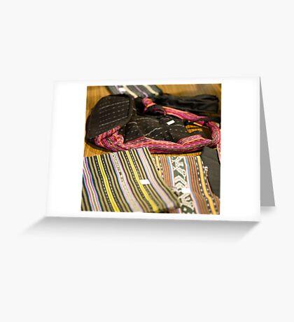 0237  East Timor Greeting Card