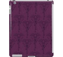 Purple Bats iPad Case/Skin