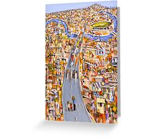 Guiding the way Greeting Card