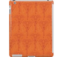 Orange Bats iPad Case/Skin