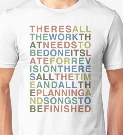 Someone Great - LCD Soundsystem T-Shirt Unisex T-Shirt