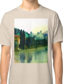 Lake Como, Italy Classic T-Shirt
