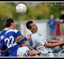Center vs Carmal Soccer 1 by Oscar Salinas