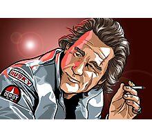Stuntman Mike (after Tarantino) Photographic Print