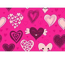 Love Card Photographic Print