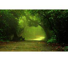 Monsoon Moods Photographic Print