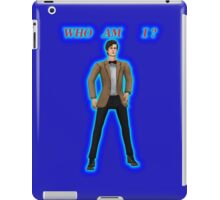 Who Am I? iPad Case/Skin
