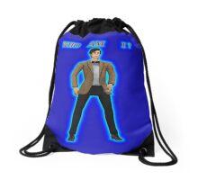 Who Am I? Drawstring Bag