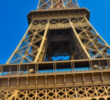 Eiffel Skys Sticker