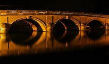 Golden Darkness by Neil  Pickin