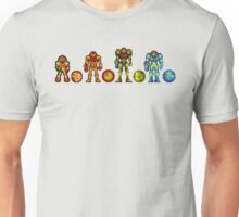 Samus, the cartridge years Unisex T-Shirt