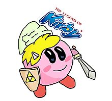 The Legend of Kirby Photographic Print