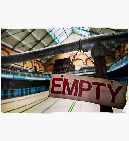 empty! Poster