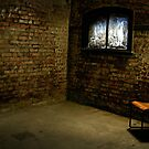 lone chair.. by Michelle McMahon