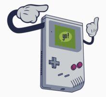 Game Yo Boy Kids Tee