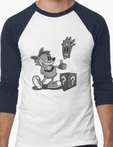 Retro Style Crash - B&W T-Shirt