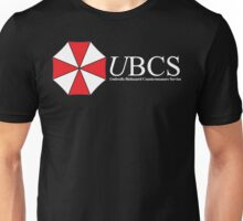 Umbrella Biohazard Countermeasure Service Unisex T-Shirt
