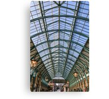 Covent Garden Market london  Canvas Print
