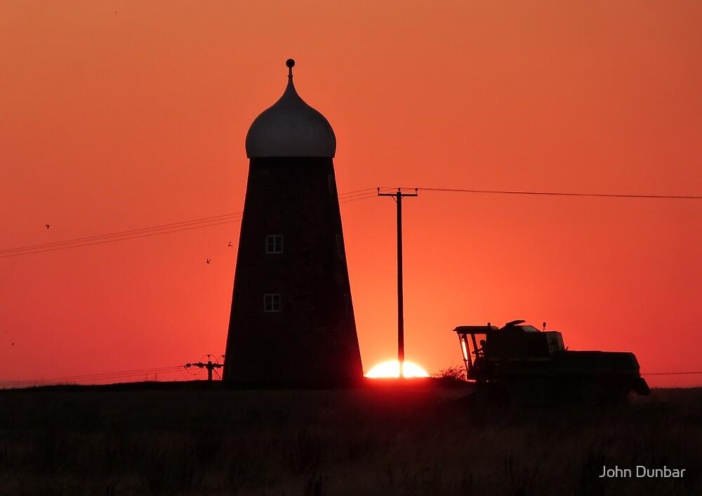 Maws Mill by John Dunbar