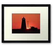 Maws Mill Framed Print