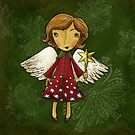 Gabriela the Angel by Rencha