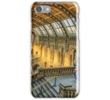 Natural History Museum  iPhone Case/Skin