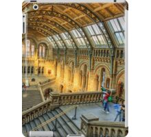Natural History Museum  iPad Case/Skin