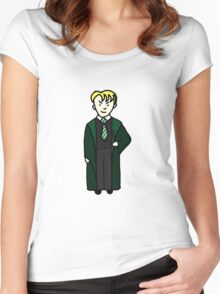 Malfoy Women's Fitted Scoop T-Shirt