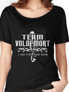 Team Voldemort! Version 2 Women's Relaxed Fit T-Shirt