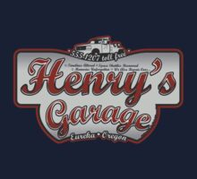 Henry's Garage (Clean) by Blayde
