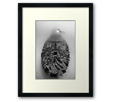 Bow View Framed Print