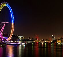 London eye  by chris2766