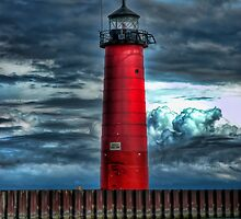 Kenosha painting by NVSphoto