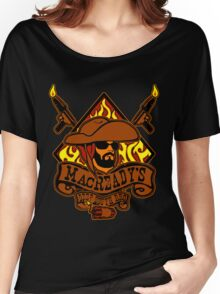 MacReady's BBQ Women's Relaxed Fit T-Shirt