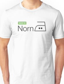 Made In Norn Iron Unisex T-Shirt