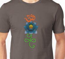 Lotus-Aum2 Unisex T-Shirt