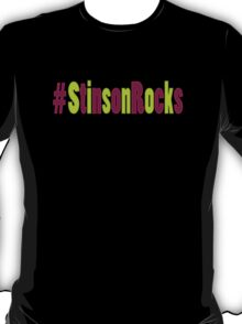 Stinson Rocks T-Shirt