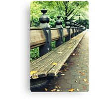 The Mall Canvas Print