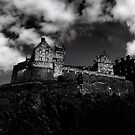 Edinburgh City Castle by ulryka