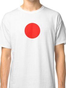 Japanese Flag Top - I Love Japan - T-shirt - Nippon Tīshatsu Classic T-Shirt